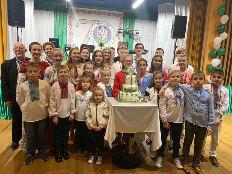 Cym Irvington 70 Years CYM Irvington 70th Anniversary