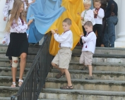 2019 Ukrainian Independence Day flagraising 1 Home