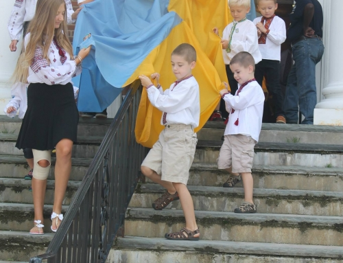 Commemoration of Ukrainian Independence August 23, 2020- Live VIDEO