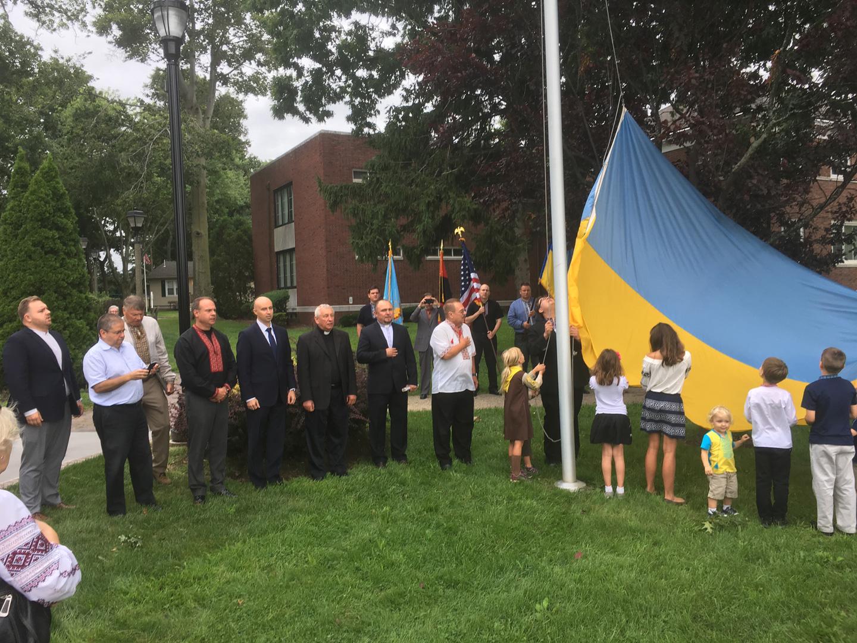 Вшанування Української незалежності